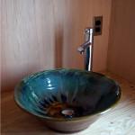 施主支給品Part18.洗面鉢(北窯やちむん)