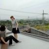 屋根の上の写真