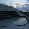FRP屋根、バルコニーの掃除