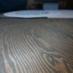 リビングの床から釘