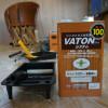 DIY塗装 キッチン・ダイニング天板の防水(VATONフロアー全艶消し)