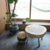 男木島で出会った椅子が到着
