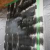 美容室の扉の塗装(DIY)