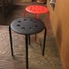 IKEA(イケア)でMARIUS(丸椅子)を買ったので組み立てた。