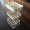 IKEA(イケア)でRASKOG(キャスター付き収納)を買ったので組み立ててみた。