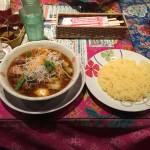 マジックスパイス なにわ店にスープカレーを食べに行ってきた。|大阪市浪速区稲荷